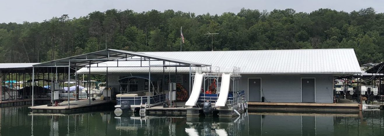 Welcome to Straight Creek Boat Dock!